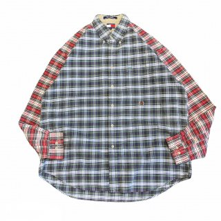 <img class='new_mark_img1' src='https://img.shop-pro.jp/img/new/icons15.gif' style='border:none;display:inline;margin:0px;padding:0px;width:auto;' />TOMMY HILFIGER L/S Shirts