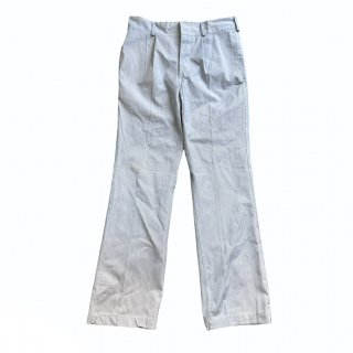 <img class='new_mark_img1' src='https://img.shop-pro.jp/img/new/icons15.gif' style='border:none;display:inline;margin:0px;padding:0px;width:auto;' />European Stripe Trousers (実寸30,5×29)