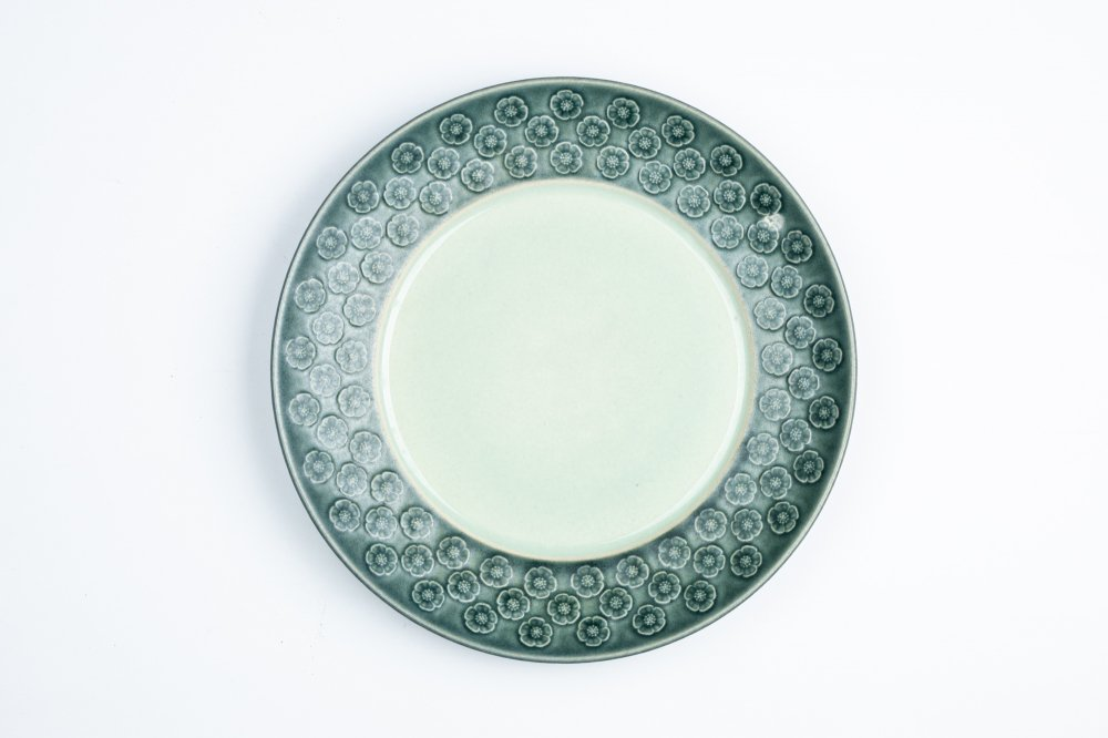 Kronjyden / Bla Azur プレート Φ25cm