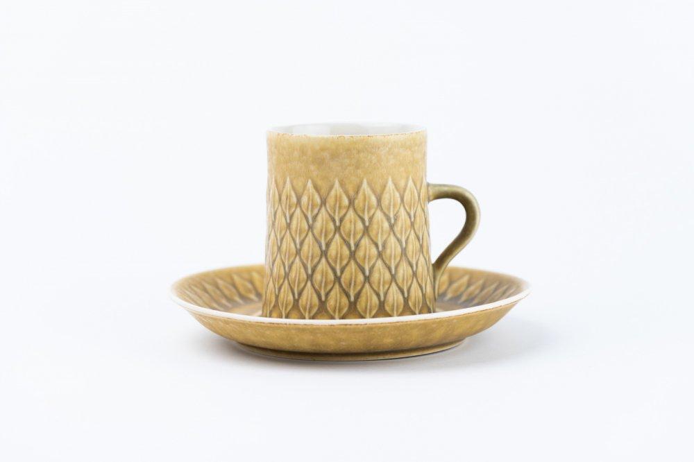Kronjyden / Relief コーヒーカップ&ソーサー