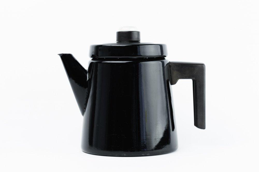FINEL Antti Nurmesniemi コーヒーポット ブラック