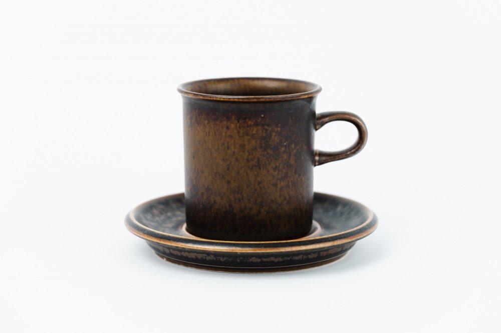 ARABIA RUSKA ルスカ コーヒーカップ&ソーサー
