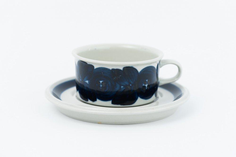 ARABIA アラビア anemone アネモネ ティーカップ&ソーサー