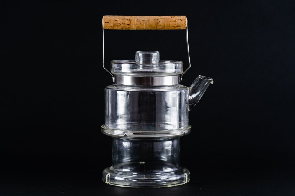 Boda Nova Teapot and Warmer