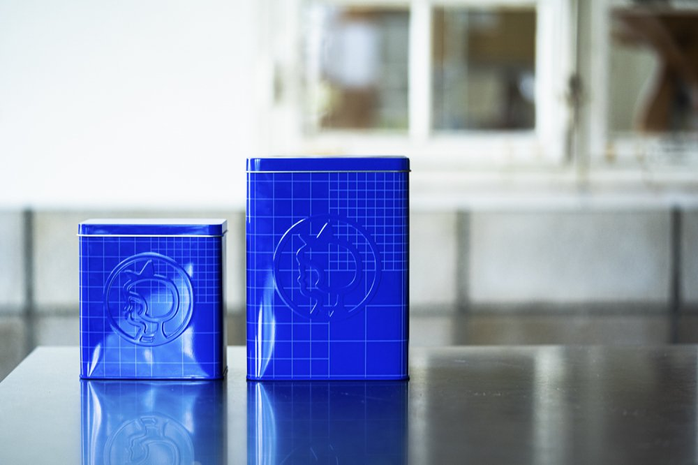 Irma イヤマ |  キャニスター缶 / 2ps(blue)