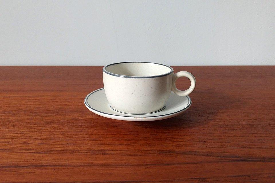 Gustavsberg / BIRKA カップ&ソーサー φ8.5cm