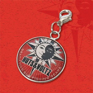 NUTS & VOLTZ BAKUCHO CHARM (Red)