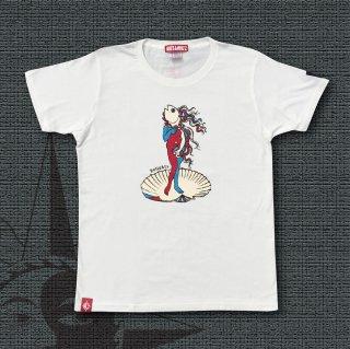 FISH VENUS T-shirts (White)