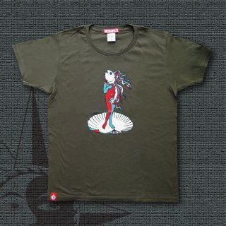FISH VENUS T-shirts (Olive)
