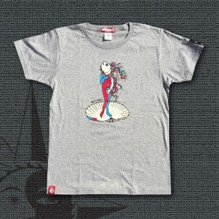 FISH VENUS T-shirts (Gray)