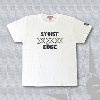 STOIST EDGE T-Shirts (White)