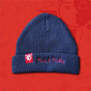NUTS & VOLTZ Watch Cap (Navy)