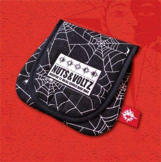 NUTS & VOLTZ REEL CASE (Spider Black )