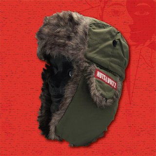 NUTS & VOLTZ TROOPER CAP (Olive)
