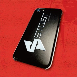 STOIST S-SHARP LOGO i Phone Case (Black & White) (7/8/8Plus/X)