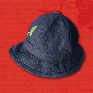 NUTS & VOLTZ METRO HAT (Denim)