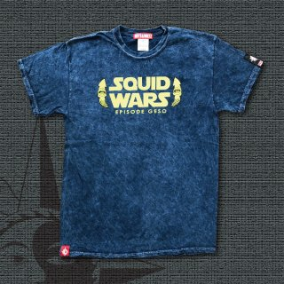 SQUID WARS T-Shirts (Navy)