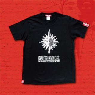 NUTS & VOLTZ STANDARD LOGO T-Shirts (Black)