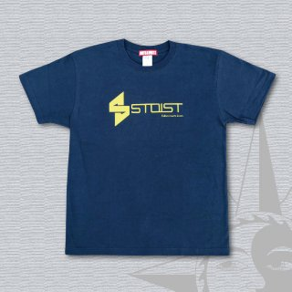 STOIST S-SHARP LOGO T-Shirts (Slate Blue)