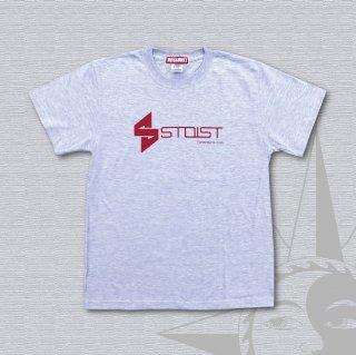 STOIST S-SHARP LOGO T-Shirts (AshGray)