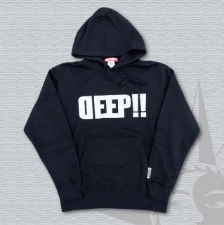 STOIST DEEP LOGO PARKA (Black×SilverPrint)<img class='new_mark_img2' src='//img.shop-pro.jp/img/new/icons15.gif' style='border:none;display:inline;margin:0px;padding:0px;width:auto;' />