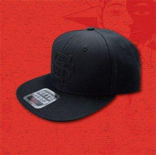 STOIST SNAPBACK CAP (Blackout)