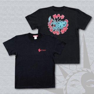 STOIST MONSTER SQUID T-Shirts (Black)