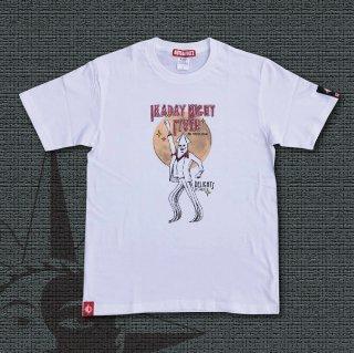 IKADAY NIGHT FIVER T-Shirts (White)