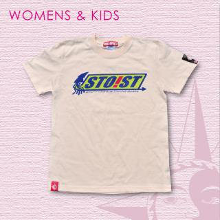 I.K.A.STRIKER-T (Natural) for Women's & Kid's