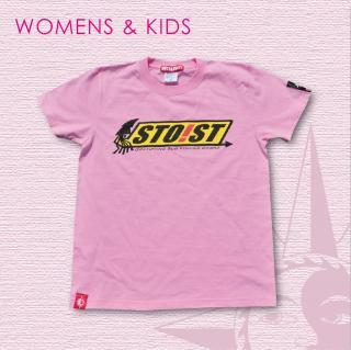 I.K.A.STRIKER-T (Pink) for Women's & Kid's