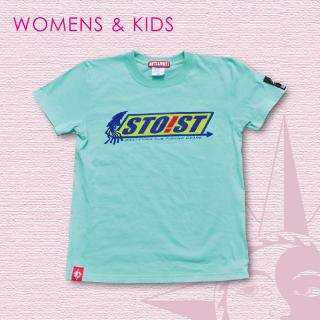 I.K.A.STRIKER-T (Melon) for Women's & Kid's