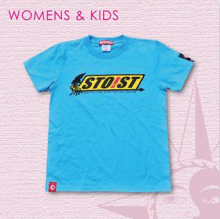 I.K.A.STRIKER-T (Aqua Blue) for Women's & Kid's