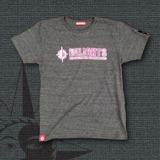 DELIGHTS LOGO-T (Charcoal Grey)