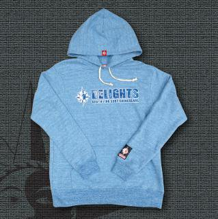 DELIGHTS LOGO PARKA (Blue)