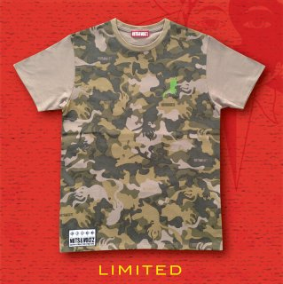 IKAMOFLA Short Sleeves T-Shirts (Sand)