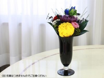 プリザーブドフラワー仏花/楓雅(ふうが)