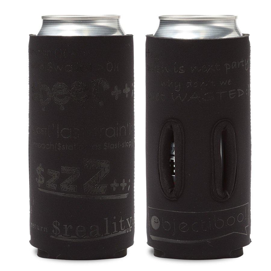 通せるクージー500 JOURNEY - ブラック x ブラック
