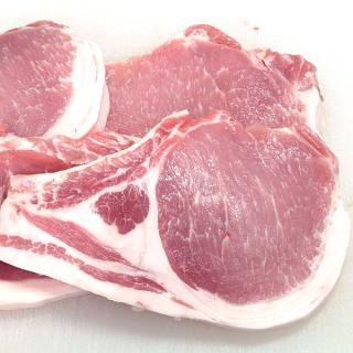 肉がやわらかい!上ロースのステーキ120gカットを4枚【ステーキ肉、合計480g】