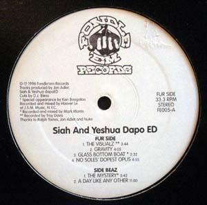 Siah And Yeshua Dapo ED