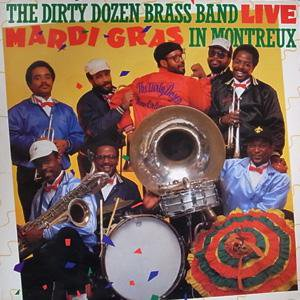 THE DIRTY DOZEN BRASS BAND LIVE