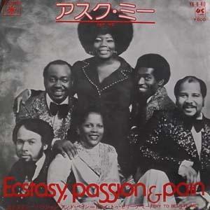 エクスタシー・パッション・アンド・ペイン-Ecstasy, Passion & Pain