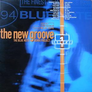 the new groove-THE BLUE NOTE REMIX