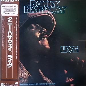 ダニー・ハサウェイ-DONNY HATHAWAY-