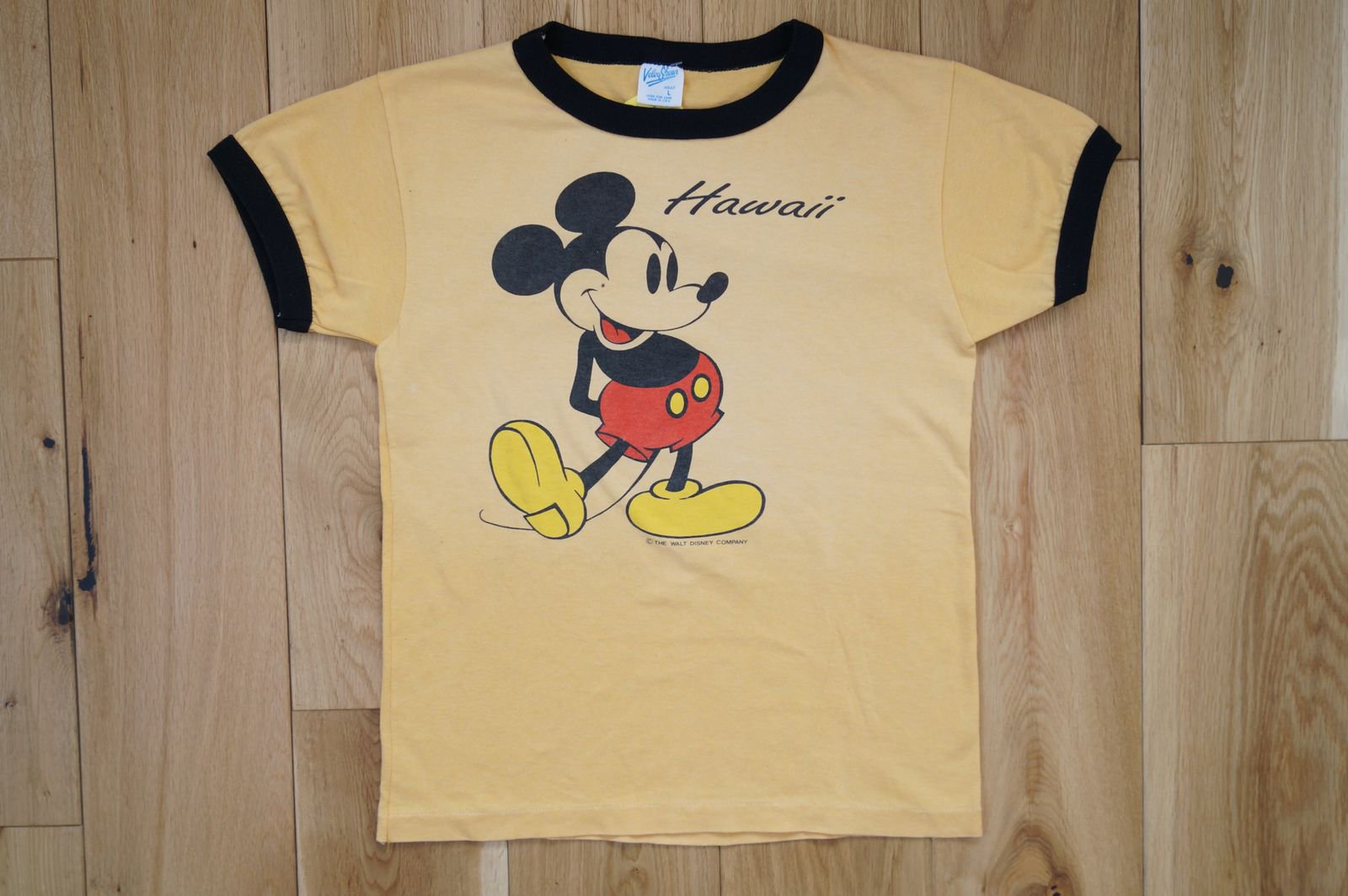 90年代 MICKEY Tee Hawaii