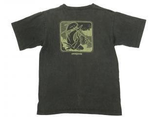 90年代 Patagonia TEE BLACK TAG