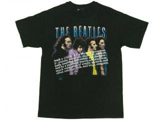 90年代 BEATLES TEE
