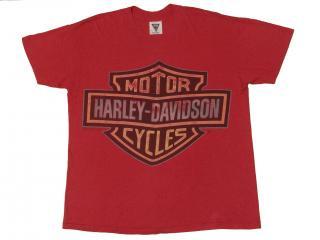 80年代 HARLEY-DAVIDSON TEE