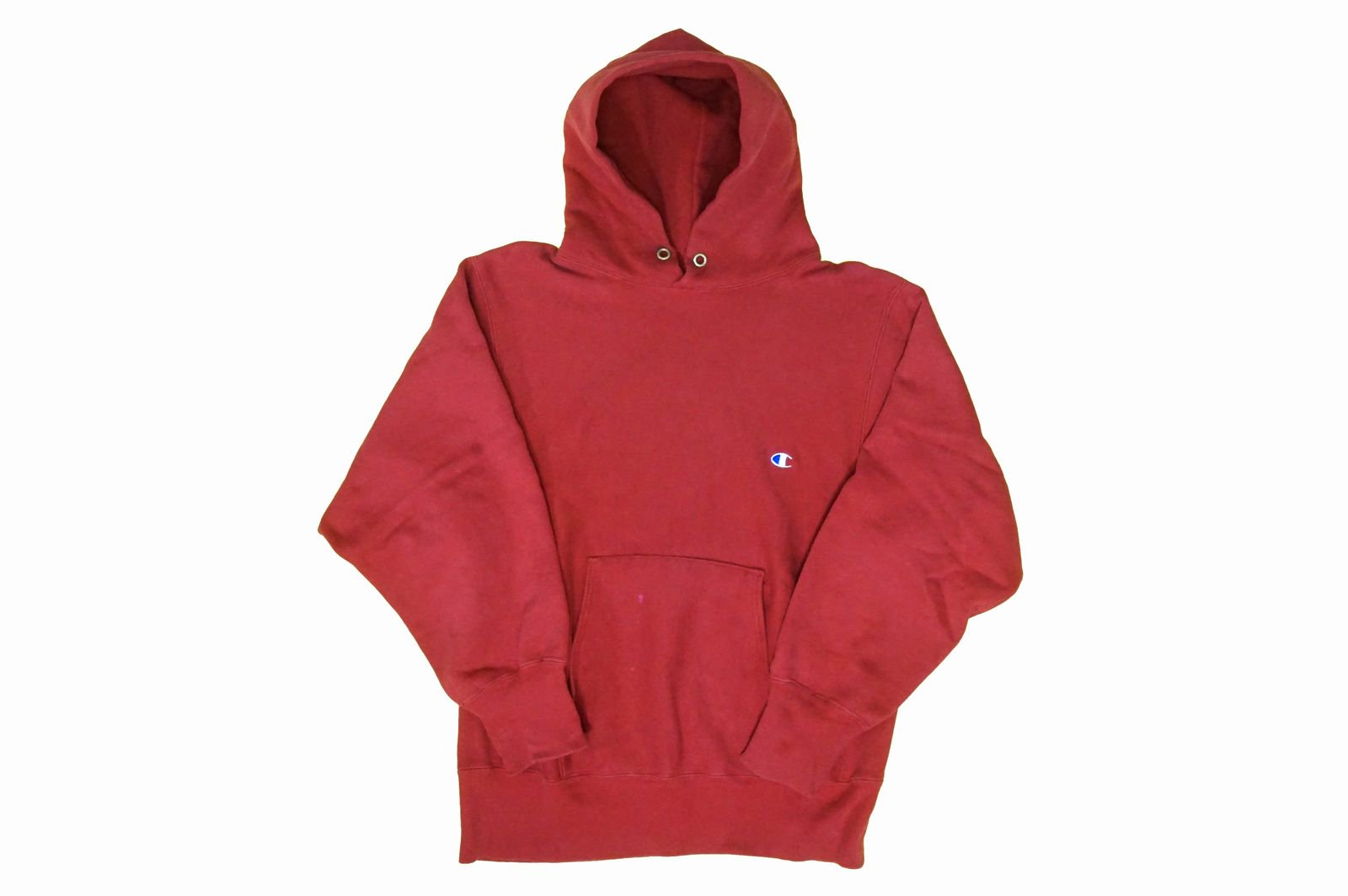 80年代 CHAMPION R/W PARKA RED