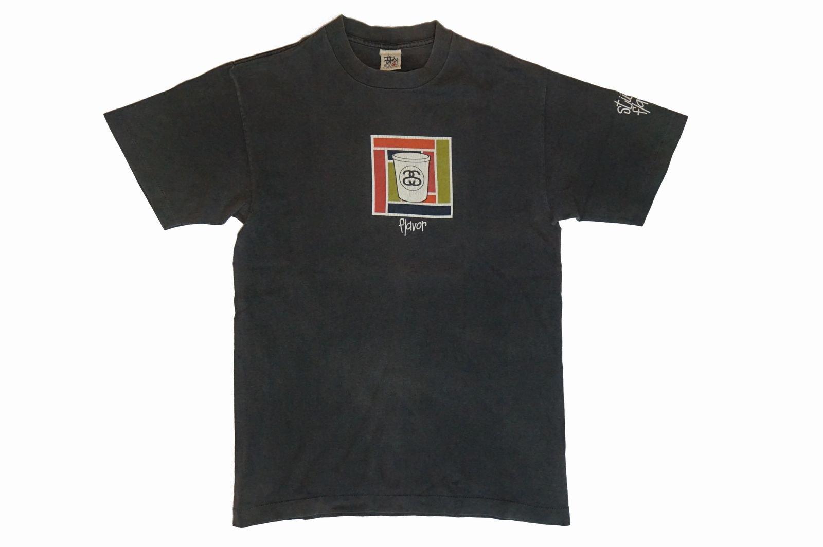 90年代 STUSSY TEE FLAVOR