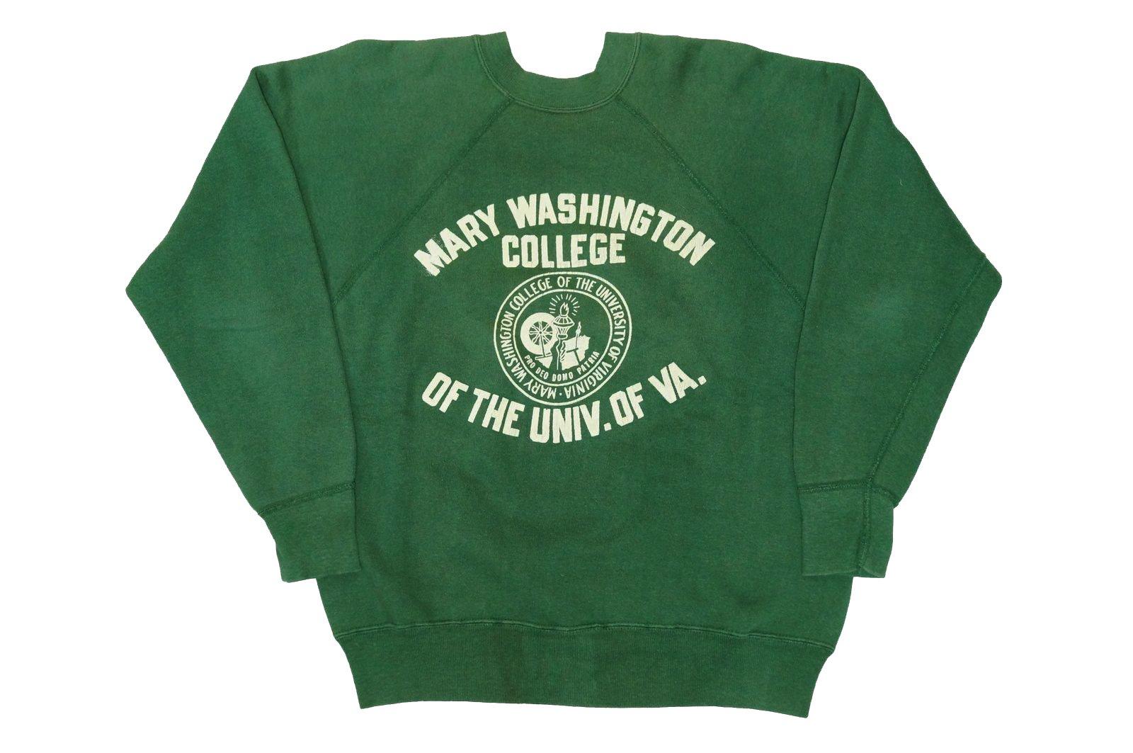 60年代 CHAMPION RUNTAG SWEAT MARY WASHINGTON